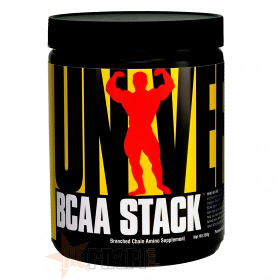 Universal Bcaa Stack 250 gr