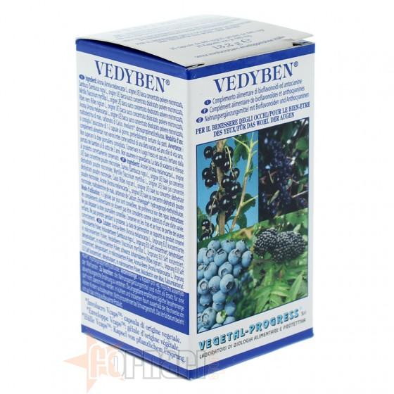 Vegetal Progress Vedyben 30 cps