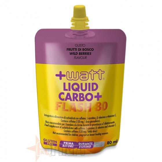 +Watt Liquid Carbo+ Flash 80 ml