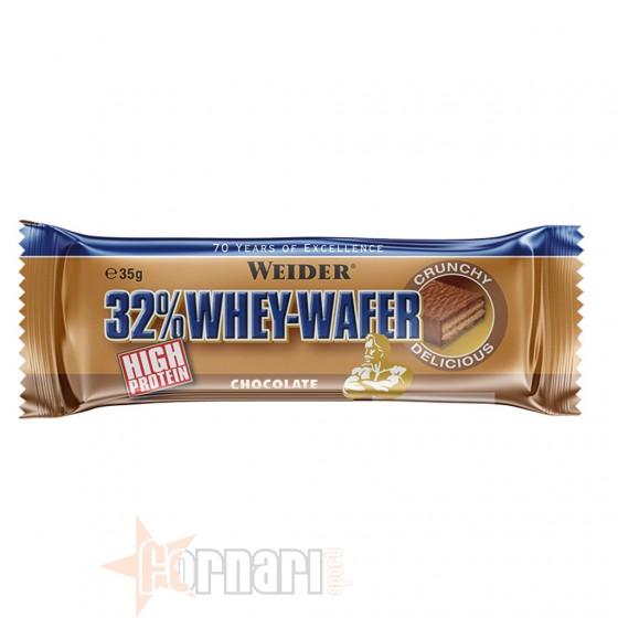 Weider 32% Protein Whey Wafer 35 gr