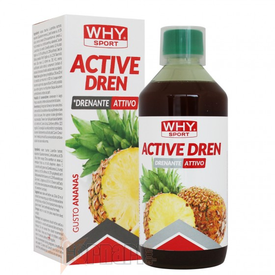 Why Sport Active Dren 500 ml
