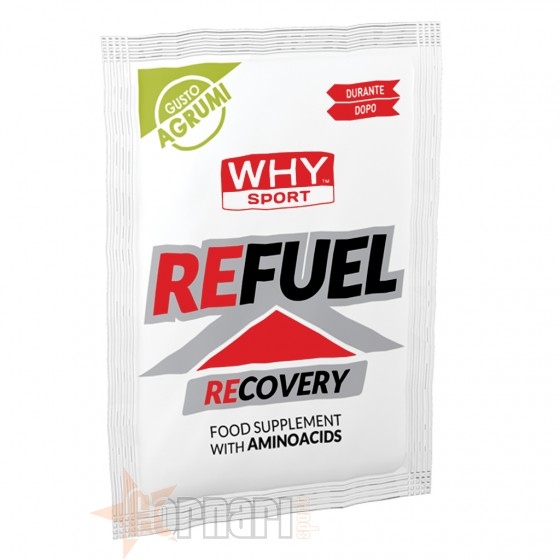 Why Sport Refuel Recovery 25 gr