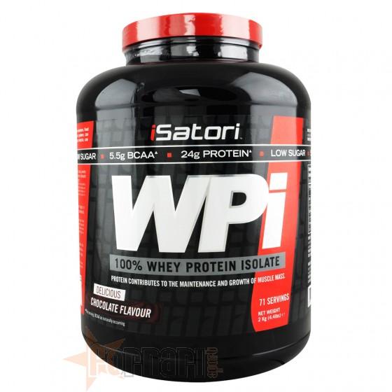 Isatori WPI 100% Protein Isolate Proteine a Rilascio Graduale