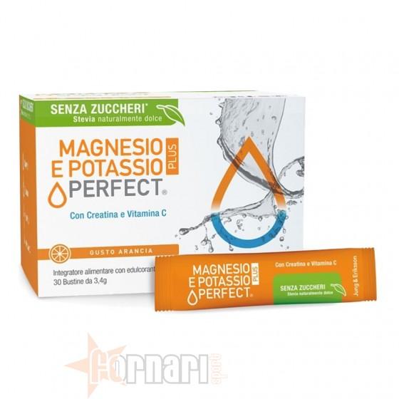 Zuccari Magnesio e Potassio Plus Perfect 30 Stick