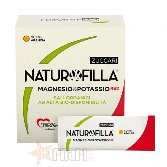 Zuccari Naturofilla Magnesio & Potassio Red 14 Stick