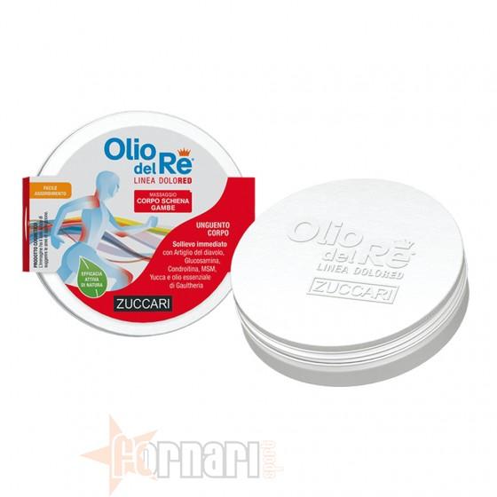 Zuccari Olio del Re Linea Dolored Unguento Corpo 100 ml