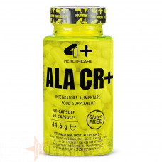 4+ NUTRITION ALA CR+ 90 CPS