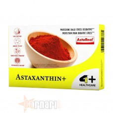 4+ NUTRITION ASTAXANTHIN+ 30 SOFTGEL