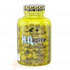 4+ NUTRITION H2O XPELL+ 120 CPR