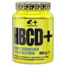 4+ NUTRITION HBCD+ 600 GR