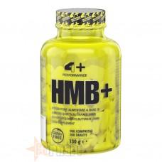 4+ NUTRITION HMB+ 100 CPR