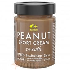 4+ NUTRITION PEANUT SPORT CREAM 300 GR