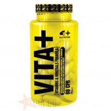 4+ NUTRITION VITA+ 60 CPR