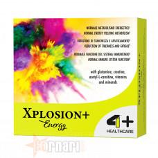 4+ NUTRITION XPLOSION+ ENERGY 14 BUSTINE