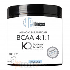 4FITNESS BCAA 4:1:1 180 CPS