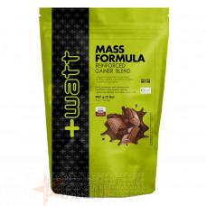 +WATT MASS FORMULA 907 GR