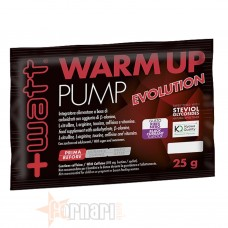 +WATT WARM UP PUMP EVOLUTION 25 GR