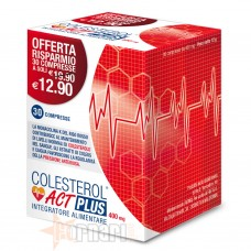 ACT - F&F COLESTEROL ACT PLUS 30 CPR