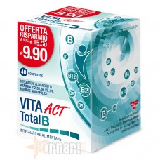 ACT - F&F VITA ACT TOTAL B 40 CPR