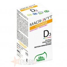 ALTA NATURA MACROVYT D3 60 CPR