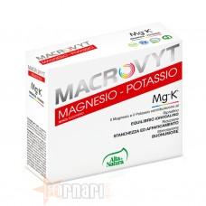 ALTA NATURA MACROVYT MAGNESIO-POTASSIO 18 BUSTINE