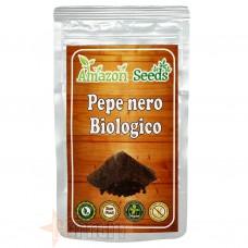 AMAZON SEEDS PEPE NERO BIOLOGICO 100 GR