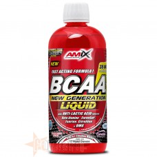 AMIX BCAA NEW GENERATION LIQUID 500 ML