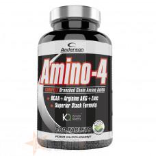 ANDERSON AMINO-4 COMPLEX 200 CPR