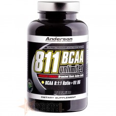 ANDERSON BCAA UNLIMITED 200 CPR