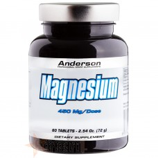 ANDERSON MAGNESIUM 60 CPR