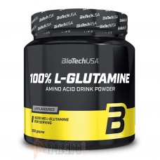 BIOTECH USA 100% L-GLUTAMINE 500 GR