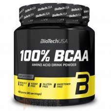 BIOTECH USA 100% BCAA 400 GR