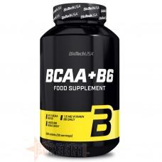 BIOTECH USA BCAA+B6 200 TAV