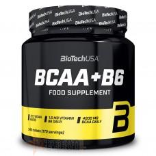 BIOTECH USA BCAA+B6 340 TAV