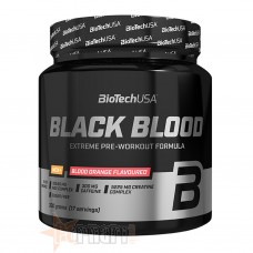 BIOTECH USA BLACK BLOOD NOX+ 330 GR