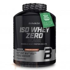 BIOTECH USA ISO WHEY ZERO BLACK 2,27 KG