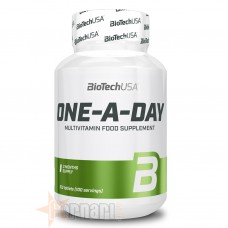 BIOTECH USA ONE A DAY 100 TAV
