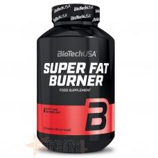 BIOTECH USA SUPER FAT BURNER 120 CPR