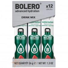 BOLERO DRINK MIX WATERMELON 12 STICKS X 3 GR