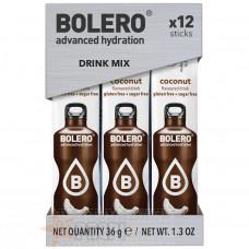 BOLERO DRINK MIX COCONUT 12 STICKS X 3 GR