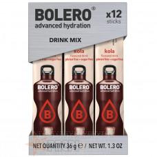 BOLERO DRINK MIX KOLA 12 STICKS X 3 GR