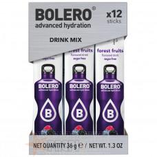BOLERO DRINK MIX FOREST FRUIT 12 STICKS X 3 GR