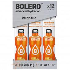 BOLERO DRINK MIX MANDARIN 12 STICKS X 3 GR