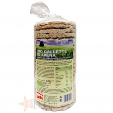 BPR NUTRITION BIO GALLETTE DI AVENA 100 GR