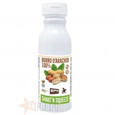 BPR NUTRITION BURRO DI ARACHIDI 100% SHAKE'N SQUEEZE 350 GR