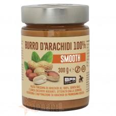 BPR NUTRITION BURRO DI ARACHIDI 100% SMOOTH 300 GR