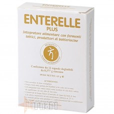BROMATECH ENTERELLE PLUS 12 CPS