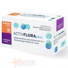 CAGNOLA ACTIVFLORA PLUS 10 FLACONCINI