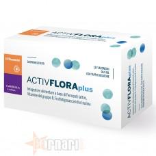 CAGNOLA ACTIVFLORA PLUS 12 FLACONCINI