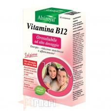CAGNOLA ALSIROYAL VITAMINA B12 30 CPR